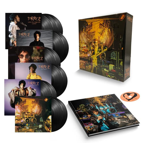 Buy Online Prince - Sign O' The Times Super Deluxe Edition 13LP+DVD