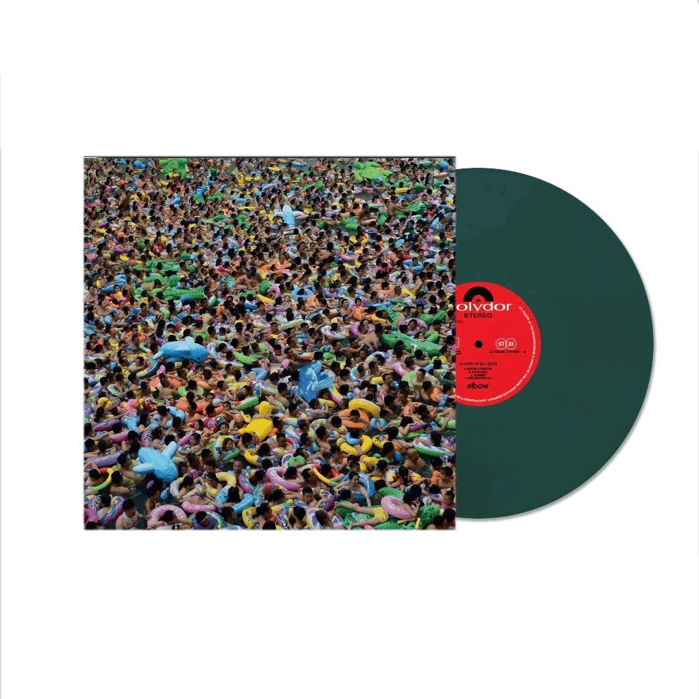 Buy Online Elbow - Giants Of All Sizes Seagrass Gatefold Vinyl