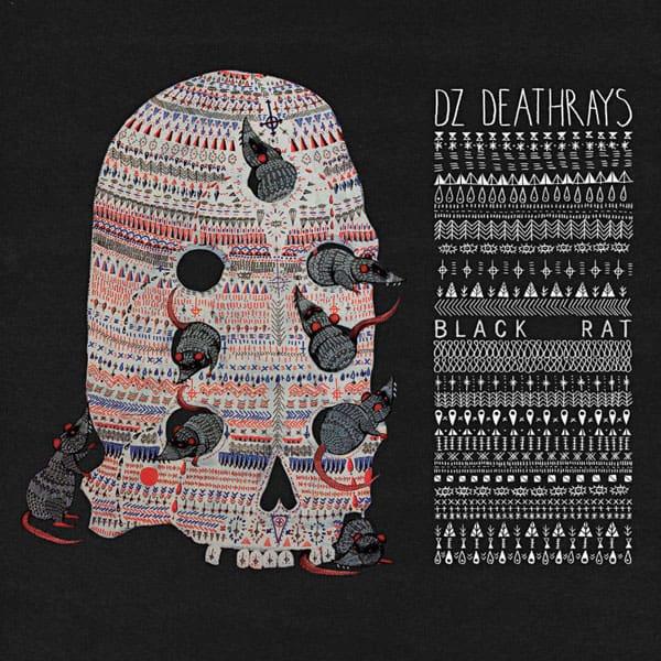 Buy Online DZ Deathrays - Black Rat