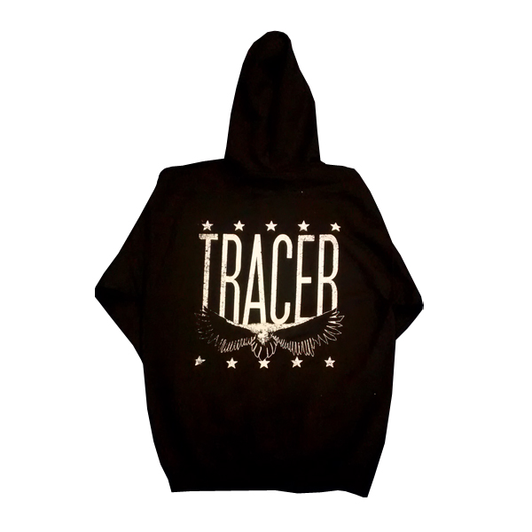 Buy Online Tracer - Triangles Hoody