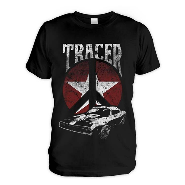 Buy Online Tracer - Ladies Car T-Shirt