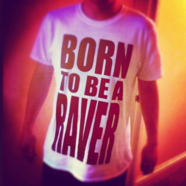 Buy Online Ayah Marar - The Raver T-Shirt