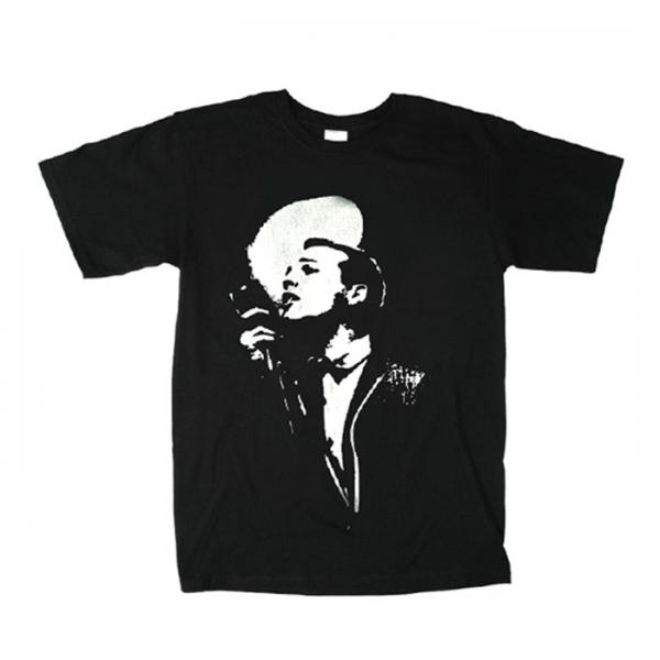 Buy Online Sam Gray - Black T-Shirt