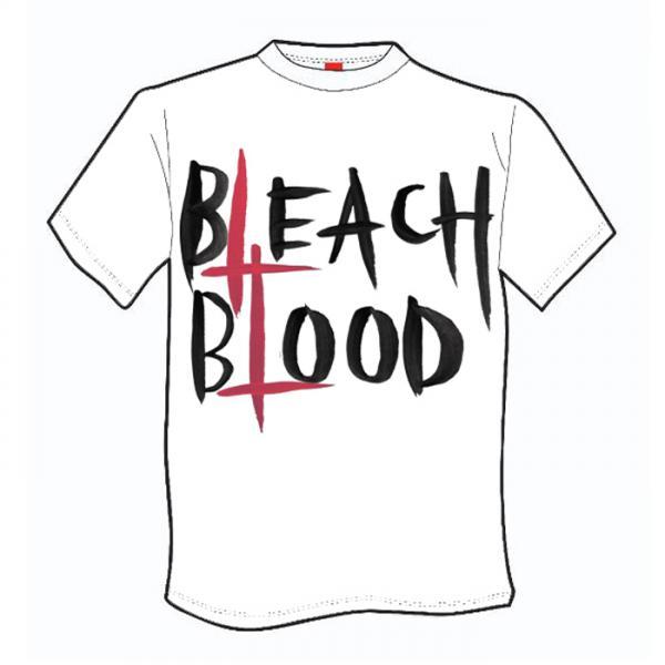 Buy Online Bleach Blood - Logo T-Shirt