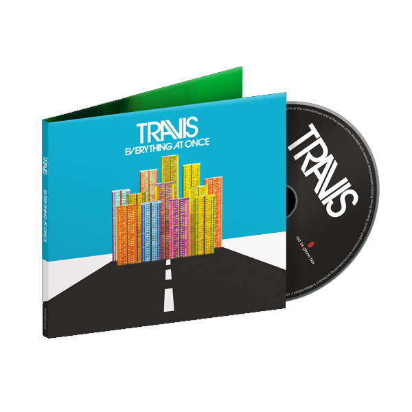 Buy Online Travis - Everything At Once <br /> CD Album