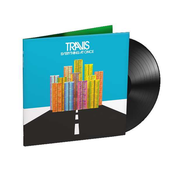 Buy Online Travis - Everything At Once  <br /> Heavyweight LP