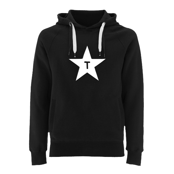 Star Black Hoody