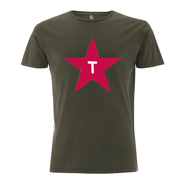 Buy Online Travis - Star T-Shirt