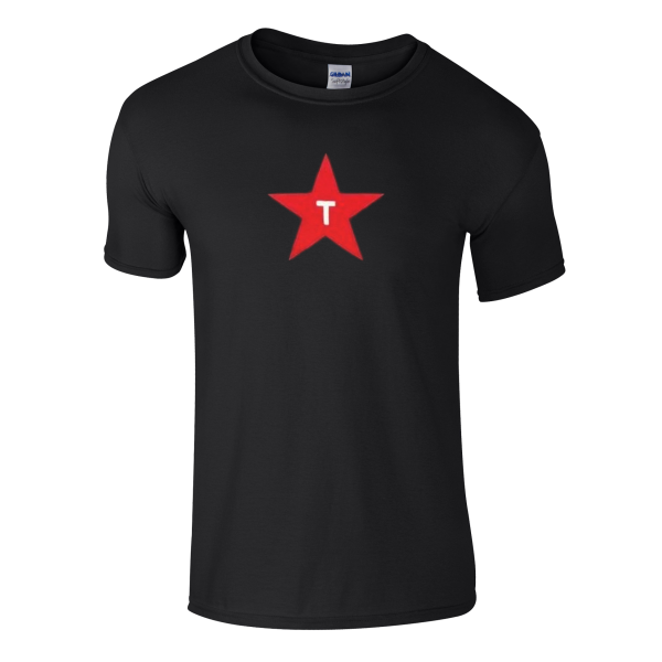 Red Star T-Shirt (Glasgow Hydro Date)