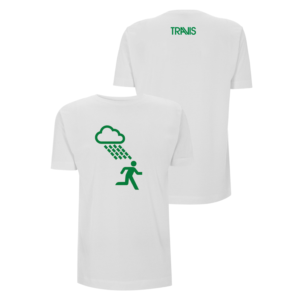 Buy Online Travis - Rain Man T-Shirt (White)