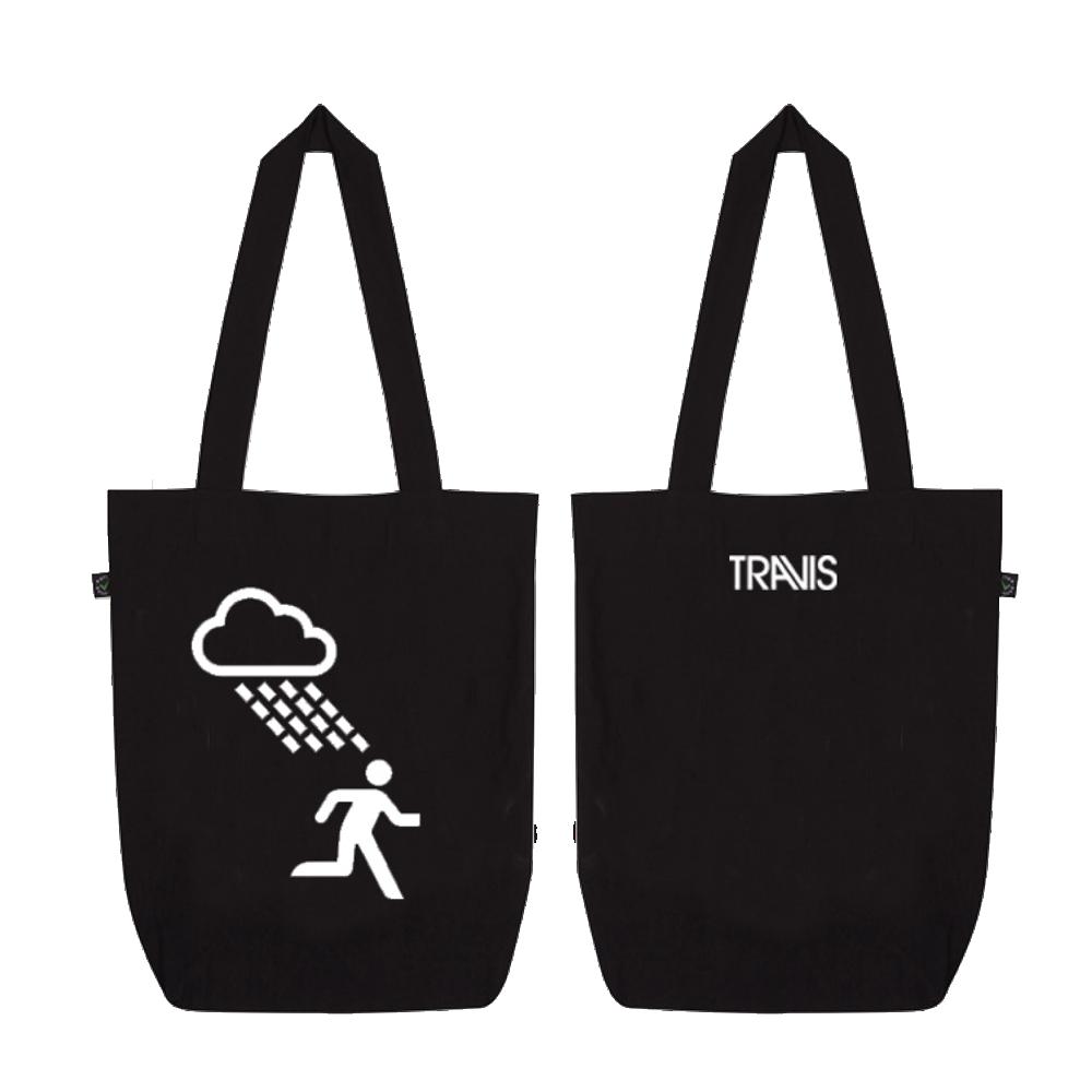 Buy Online Travis - The Man Who Tote Bag (Black)