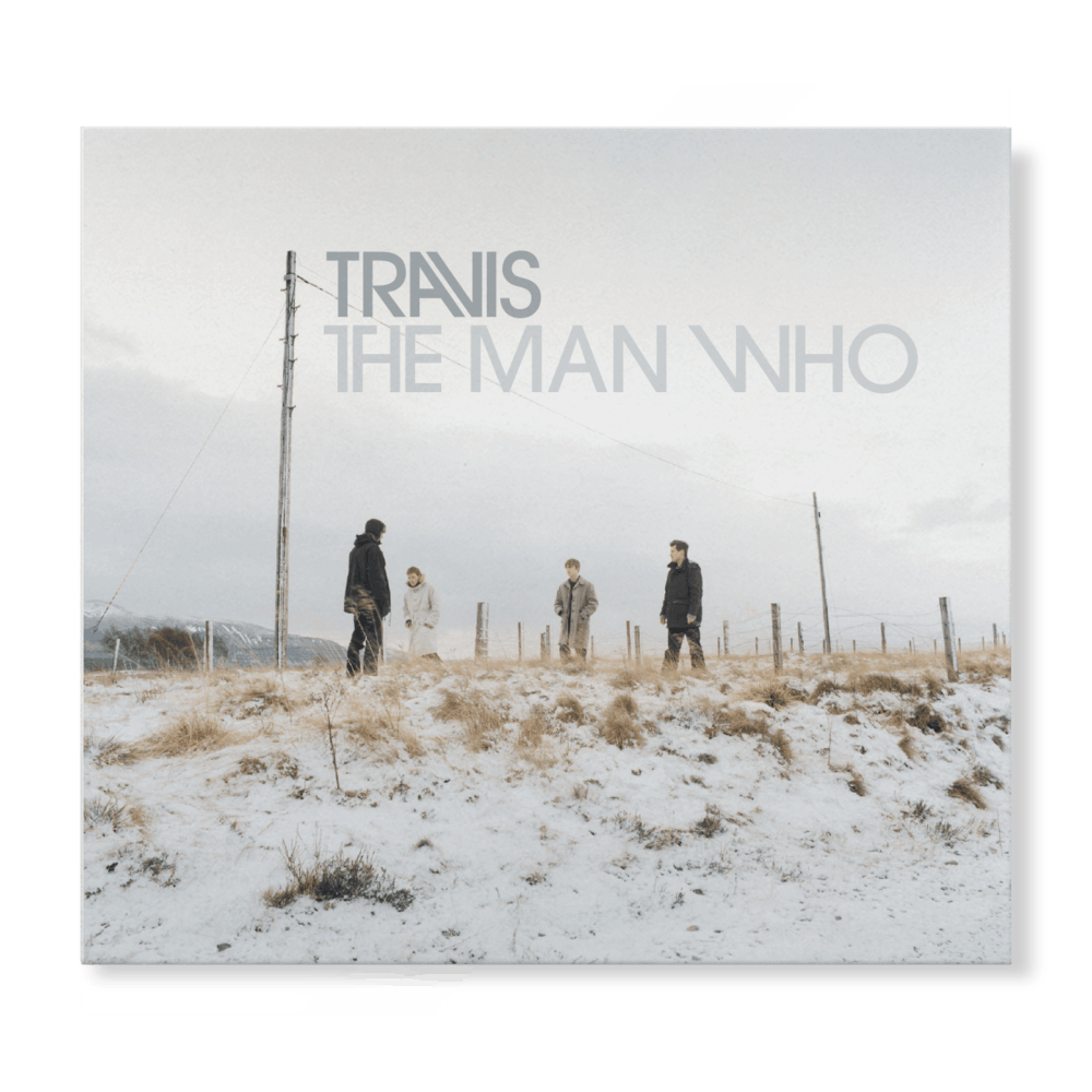 Buy Online Travis - The Man Who (20th Anniversary Edition)