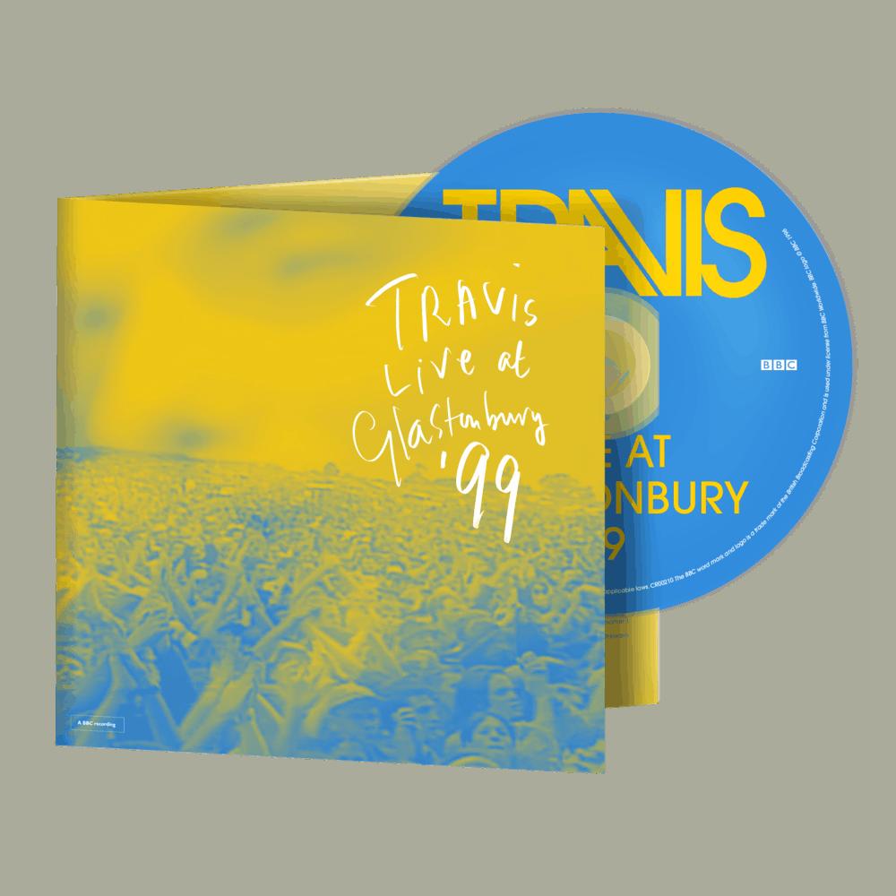 Buy Online Travis - Live at Glastonbury '99