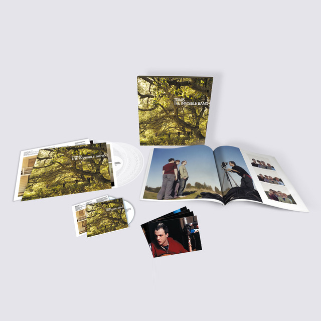 Buy Online Travis - The Invisible Band Boxset