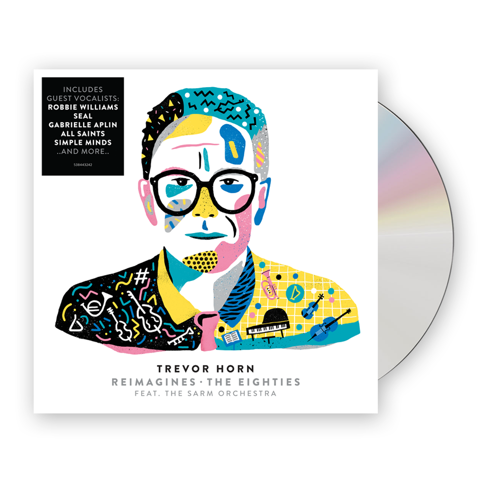 Buy Online Trevor Horn - Reimagines: The Eighties