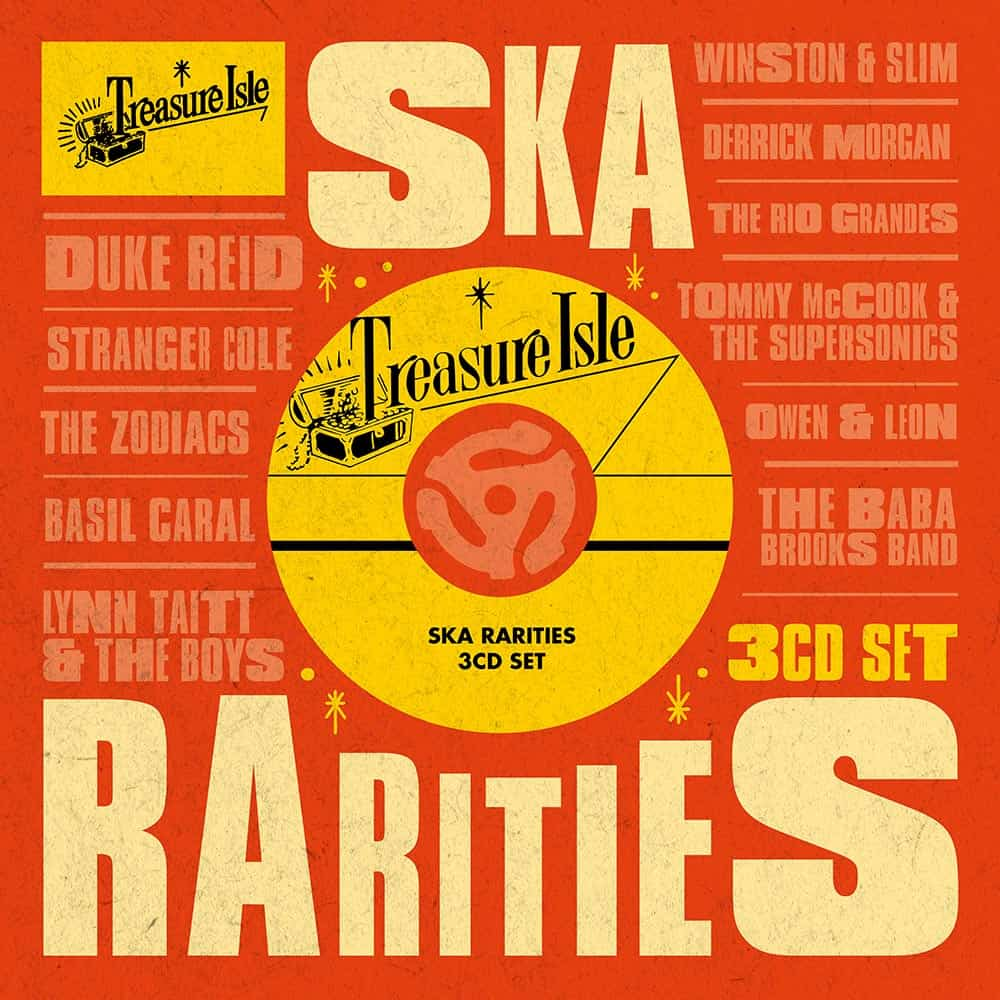 Buy Online Various Artists - Treasure Isle Ska Rarities