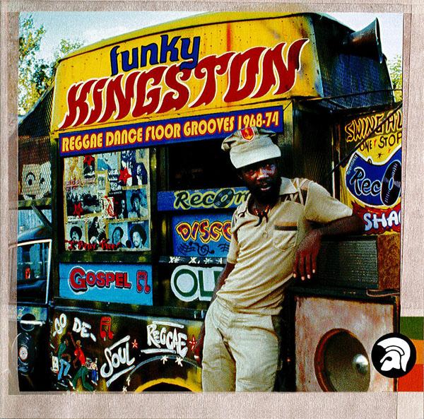 Buy Online Various Artists - Funky Kingston: Reggae Dancefloor Grooves 1968-74