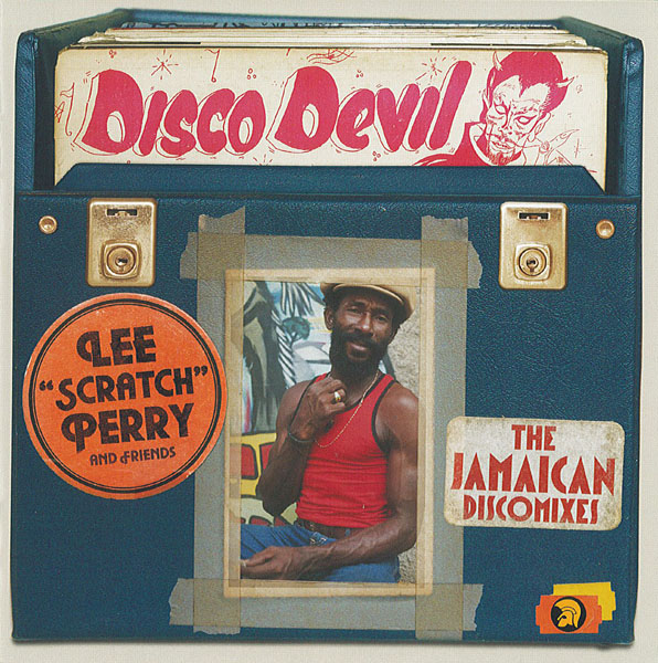 Buy Online Lee Perry & Various Artists - Lee 'Scratch' Perry and Friends: Disco Devil - The Jamaican Discomixes