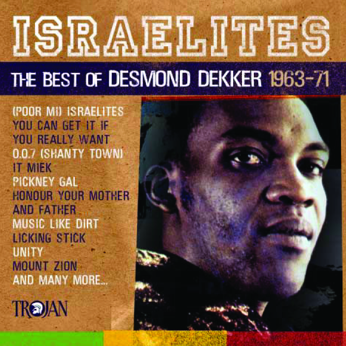 Buy Online Desmond Dekker - Israelites: The Best of Desmond Dekker