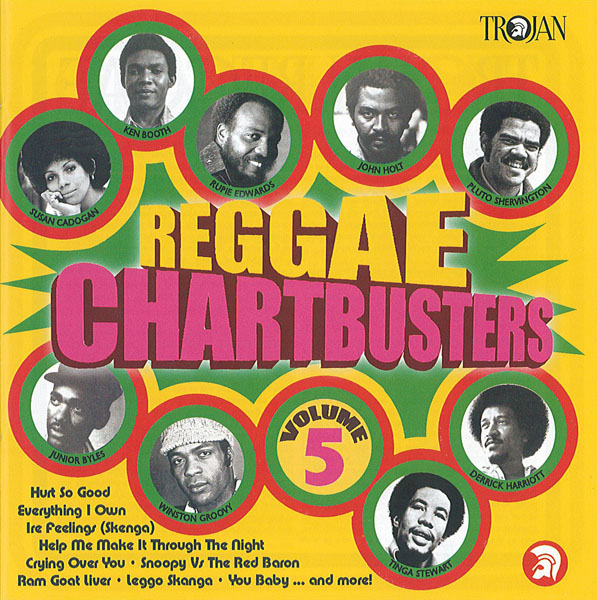 Buy Online Various Artists - Reggae Chartbusters Vol. 5