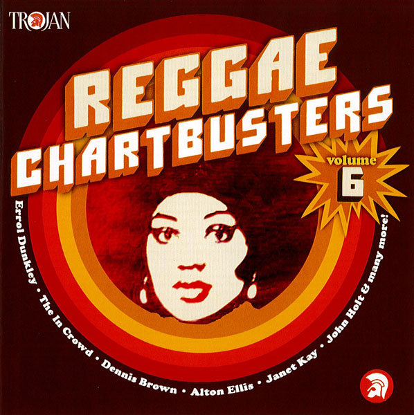 Buy Online Various Artists - Reggae Chartbusters Vol. 6