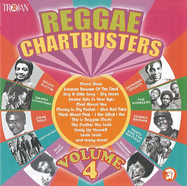 Buy Online Various Artists - Reggae Chartbusters Vol. 4