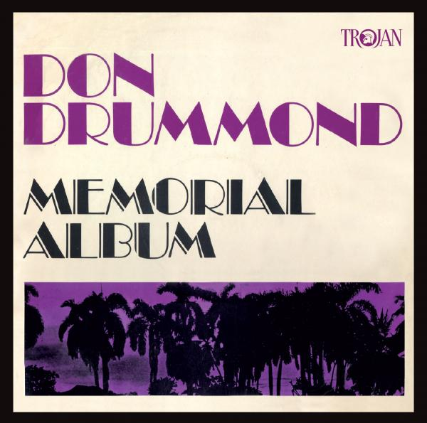 Buy Online Don Drummond - Memorial Album