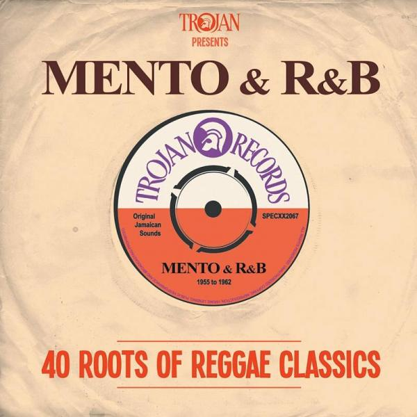 Buy Online Various Artists - Trojan Presents Mento & R&B