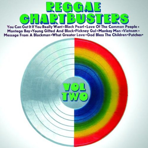Buy Online Various Artists - Reggae Chartbusters - Vol 2