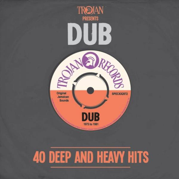 Buy Online Various Artists - Trojan Presents Dub