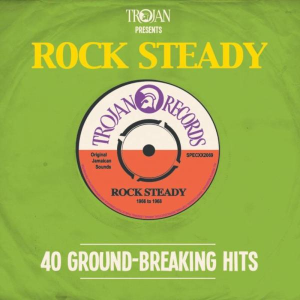Buy Online Various Artists - Trojan Presents - Rock Steady