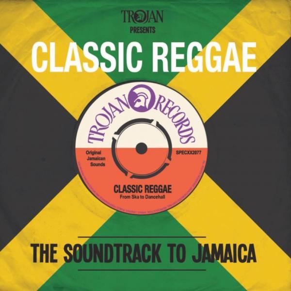 Buy Online Various Artists - Trojan Presents - Classic Reggae