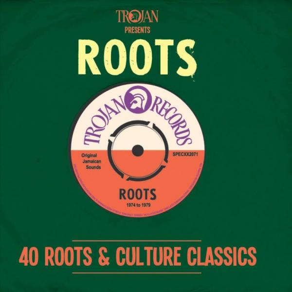 Buy Online Various Artists - Trojan Presents - Roots
