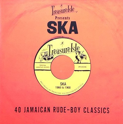 Buy Online Various Artists - Treasure Isle Presents: Ska