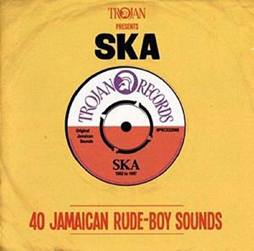 Buy Online Various Artists - Trojan Presents: Ska - 40 Jamaican Rude Boy