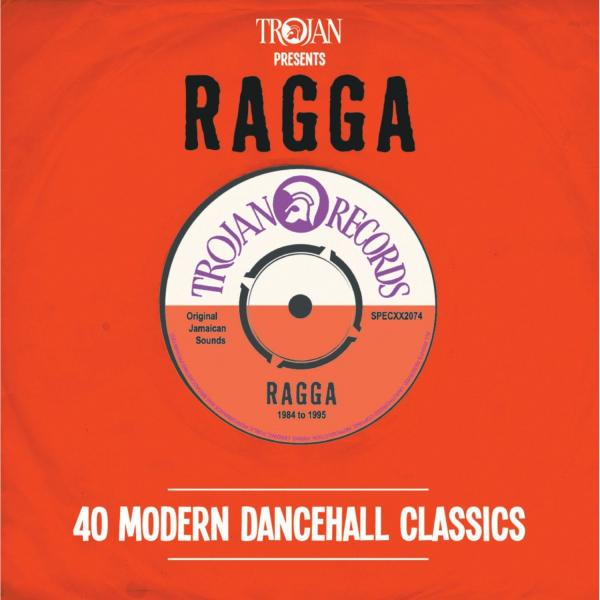 Buy Online Various Artists - Trojan Presents: Ragga