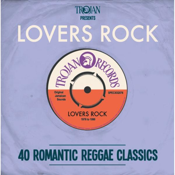 Buy Online Various Artists - Trojan Presents: Lovers Rock