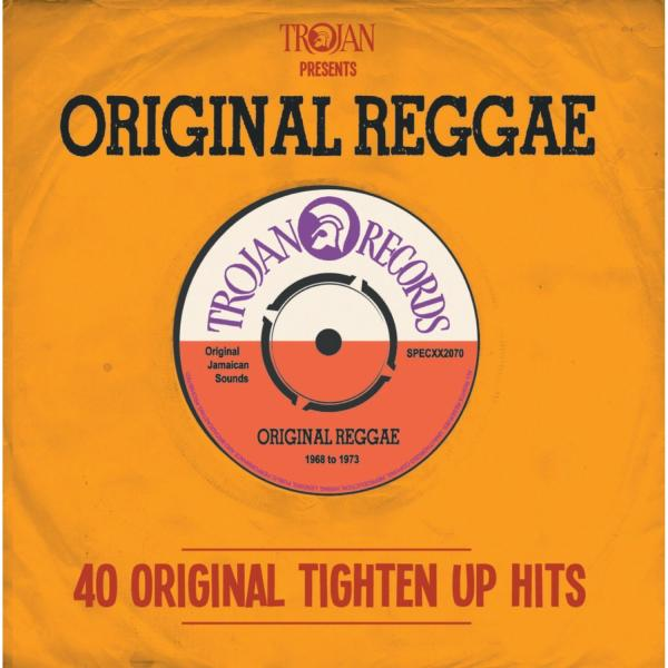 Buy Online Various Artists - Trojan Presents: Original Reggae