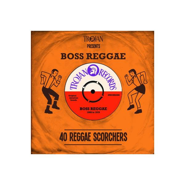 Buy Online Various Artists - Trojan Presents: Boss Reggae