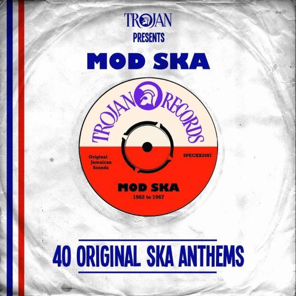 Buy Online Various Artists - Trojan Presents - Mod Ska
