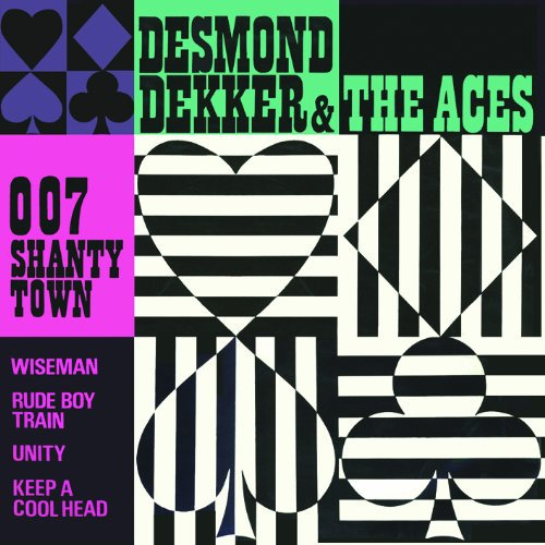 Buy Online Desmond Dekker & The Aces - 007 Shanty Town