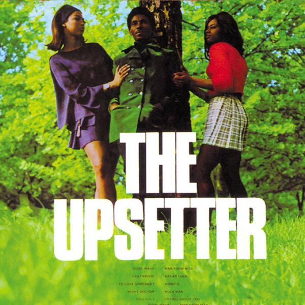 Buy Online Various Artists - The Upsetter (Heavyweight Vinyl)
