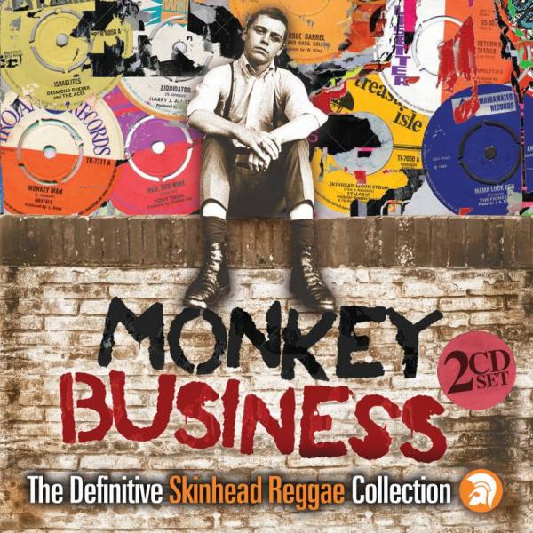 Buy Online Various Artists - Monkey Business: The Definitive Skinhead Reggae Collection