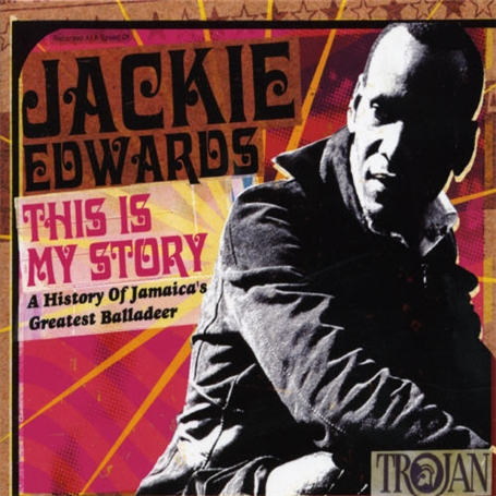 Buy Online Jackie Edwards - This Is My Story