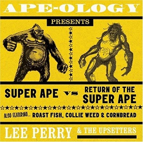 Buy Online Lee Perry & The Upsetters - Ape-ology Pts Super Ape Vs Return Of The