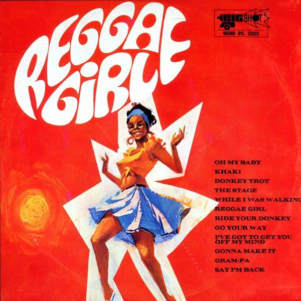 Buy Online Various Artists - Reggae Girl
