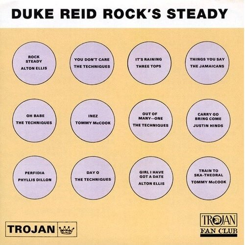 Buy Online Various Artists - Duke Reid Rock's Steady