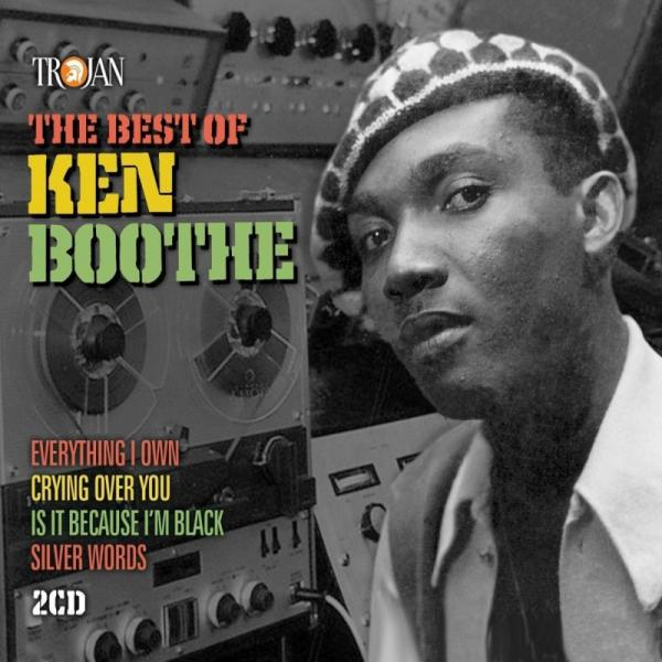 Buy Online Ken Boothe - The Best Of