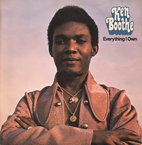 Buy Online Ken Boothe - Everything I Own