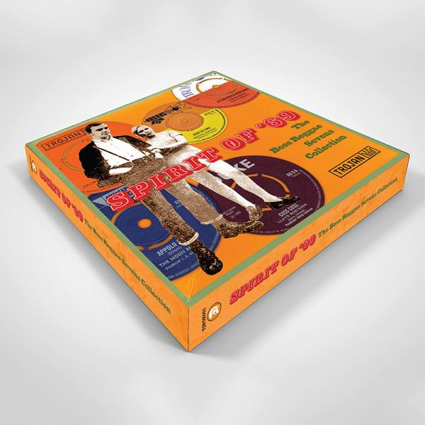 Buy Online Various Artists - Spirit Of '69 (7 Inch Box Set)